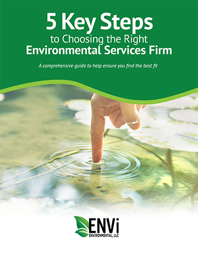 fiding the right environmental services firm